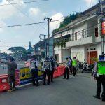 PENGAMANAN DAN PENGAWASAN KEGIATAN PEMBATASAN MOBILITAS MASYARAKAT PPKM LEVEL 4